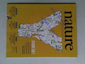 自然原版外文杂志期刊 nature 508 427-560 2014/04/24 no.7497