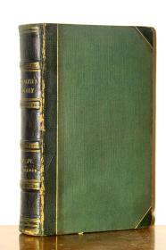 1850年版《自然博物馆系列丛书:英国和爱尔兰鸟类图谱IV》—33幅整版铜版画/古老手工上色/艳丽的色彩