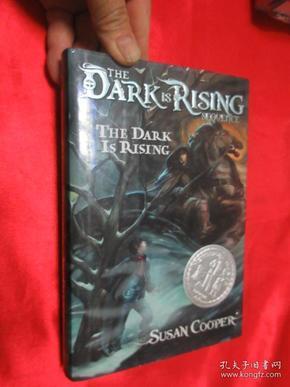 The Dark Is Rising     (大32开,硬精装) 【详见图】