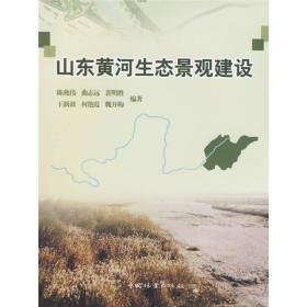 山东黄河生态景观建设