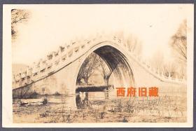 民国老照片,北京风光建筑 颐和园04