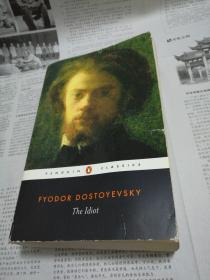 白痴《The Idiot》Fyodor Dostoevsky (penguin Classics)