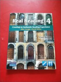 Real Reading 4: Creating an Authentic Reading Experience   真实阅读4:创造真实的阅读体验  有光盘