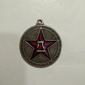 1955年中华人民共和国解放奖章