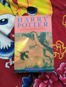 Harry Potter and the Goblet of Fire(实物拍照