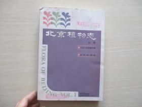 北京植物志  上册!  323