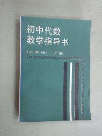 初中代数教学指导书  (上教版)  上册