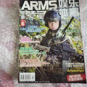 ARMS军事装备2013年第6期(无赠品)