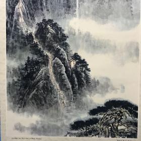 华山西峰 Huashan Xifeng