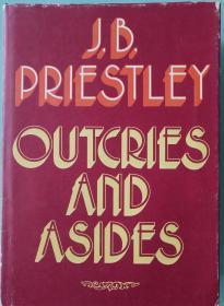 Outcries and Asides     普里斯特利《呐喊和低语》