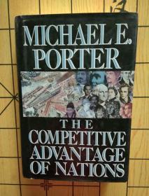 Competitive Advantage of Nations 仿皮面精装(英语原版) 品相佳