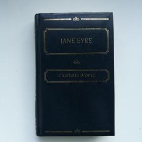 英文原版 Jane Eyre 简爱 皮面精装