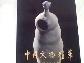 中国文物精华 1993,精装