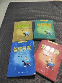 智慧背囊:第(1、2、3、4)辑,4本合售 书品如图 避免争议