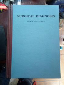 surgical·diagnosis(外科诊断学)英文版