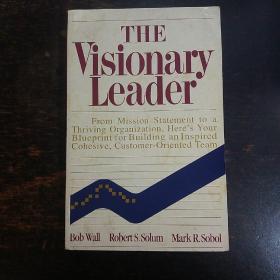 英文原版:The  Visionary Leader