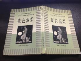 夜色温柔(美国文学名著丛书)96年1版1印