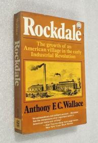 Rockdale: The Growth Of An American Village In The Early Industrial Revolution (a Norton Paperback)
