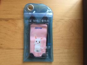 iPhone 4 手机壳 橡胶材质   (ko ko cat)