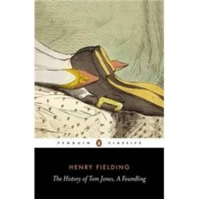 The History of Tom Jones, A Foundling[汤姆·琼斯]
