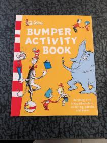 Dr. Seuss Bumper Activity Book苏斯博士碰碰活动书
