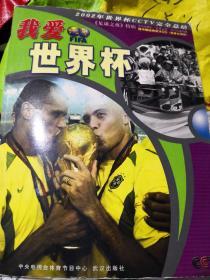 《足球之夜》杂志特辑 我爱世界杯-2002年世界杯CCTV完全总结 无赠品