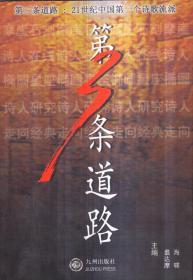 第3条道路(第一卷)21世纪中国第一个诗歌流派