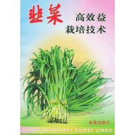 韭菜高效益栽培技术