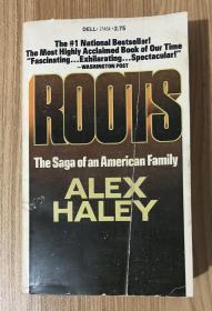 Roots : The Saga of an American Family 根:一个美国家族的历史 0440174643