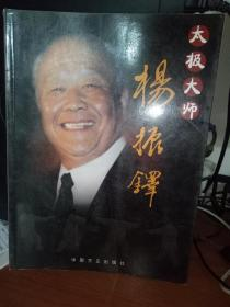 太极大师杨振铎