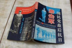 国民党敌后抗日游击军(平装32开  1993年7月1版1印  印数10千册  有描述有清晰书影供参考)
