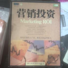 营销ROI投资(第2版)