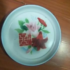 上海搪瓷厂制老茶盘