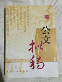 公文拟稿【大32开 2007年一印 6000册】