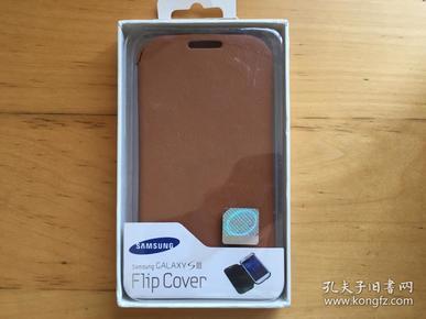 三星Galaxy S III 手机壳 仿皮革材质   (褐色)