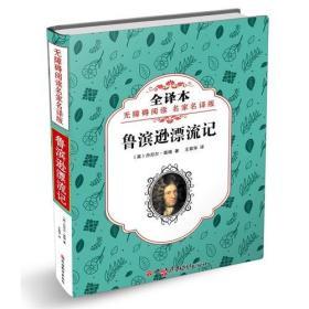 鲁滨逊漂流记 无障碍阅读名家名译版 全译本