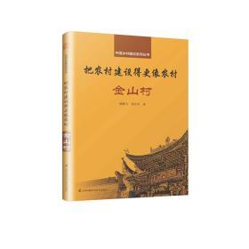 中国乡村建设系列丛书把农村建设得更像农村金山村