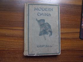 MODERNCHINA(现代中国)(1925年出版有很多老照片)