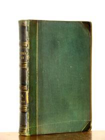 1835年版《自然博物馆系列丛书:鸽子》—30幅整版铜版画/古老手工上色/艳丽的色彩