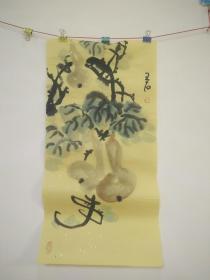 104王石书画真迹