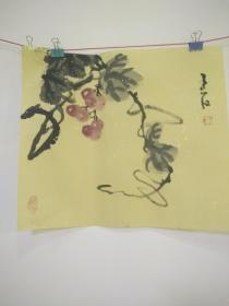 116 王石书画真迹