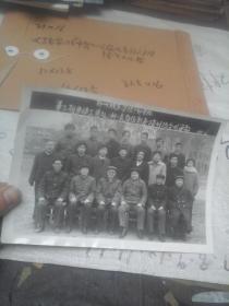 郑州煤炭管理干部学院第三期劳动工资处(科)长岗位职务培训班合影留念