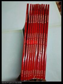 中国国家地理2002年(2.3.4.5.6.7.8.9.10.12期)【10本合售】其中4.6.7.10.12这5期都随书附赠有地图【包中通快递发货】