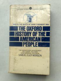 THE OXFORD HISTORY OF THE AMERICAN PEOPLE3