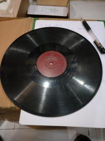 老唱片。张非独唱。《冀察晋小姑娘》。二片四面。