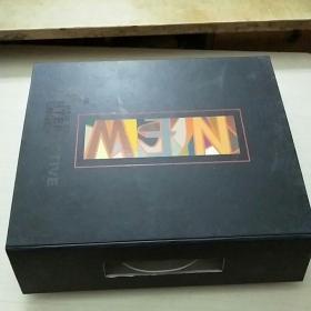 《新时代交互英语---视听说》(1-4级组合装)4本书+6张光盘+4盘录音带