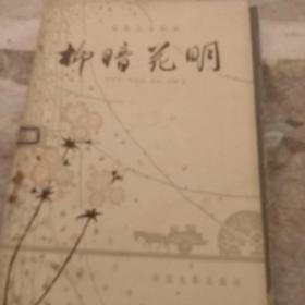 柳暗花明,电影文学剧本