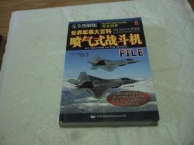 世界军事大百科:喷气式战斗机(完全图解版)
