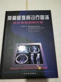 肿瘤疑难病诊疗图谱:误诊典型病例分析
