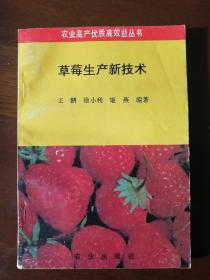 草莓生产新技术
